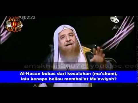 Antara Imam Hasan & Mu'awiyah - Abdul Hamid vs Ar'ur [Video]