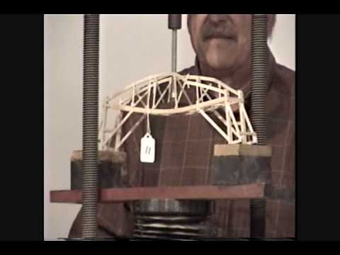 Nebraska Model Bridge Contest 2010