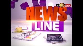 NEWSLINE TV1 Banking sector in Sri Lanka Prasad & Faraz.