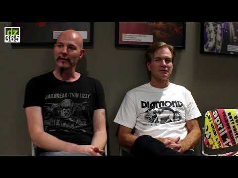 Mr. Big's drummers - Pat Torpey about his Parkinson's disease