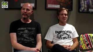 In this video: Mr. Big dummer Pat Torpey talks openly about his Par...