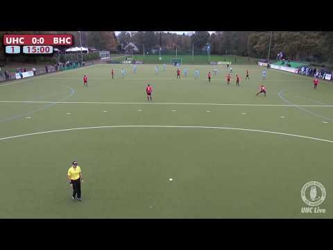 UHC Live - UHC vs. BHC - 1. Herren Hockey Bundesliga - 28.10.2017 - 16.00 h