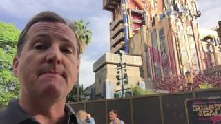 Guardians of the Galaxy Mission Breakout preview