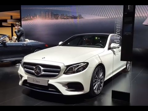 2017 Mercedes E300 - Walkaround, Features & Specifications ...