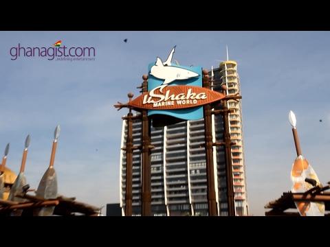 Tour of uShaka Marine World | @GhanaGist Video