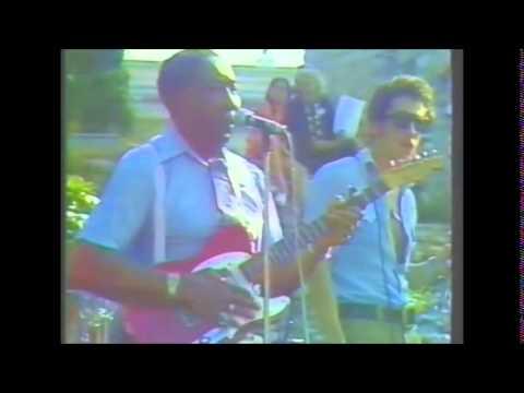 Muddy Waters Blues Band at Grande Parade du Jazz (Nice, France)JUL 13, [1977]