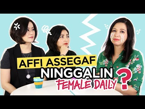 Affi Assegaf Ninggalin Female Daily?? | INSIDE FD-HQ