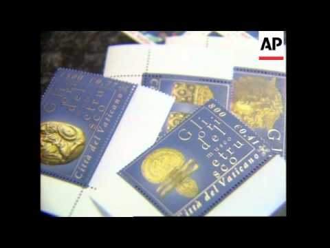 Euro trading in Vatican City