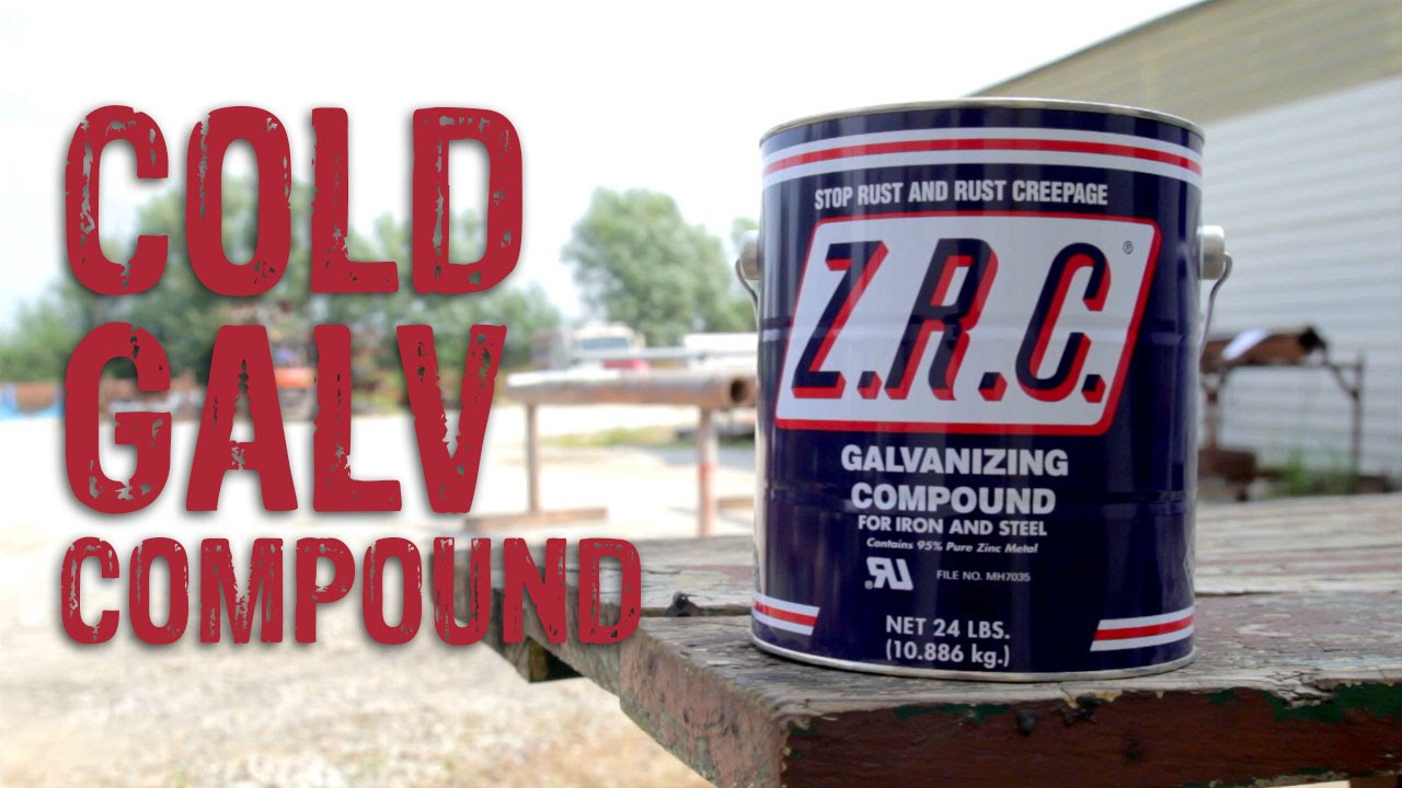 Cold Galvanizing Compound Comparison - GME Supply