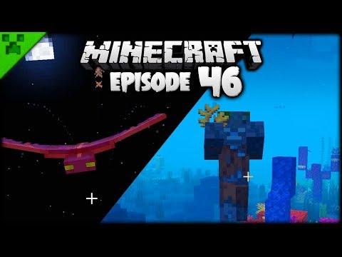 PHANTOMS, Factory & Minecraft Reefs! | Python's World (Minecraft Survival Let's Play) | Episode 46
