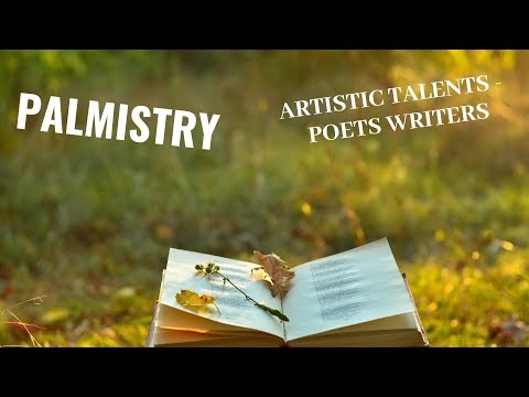 ARTISTIC TALENTS -  POETS WRITERS