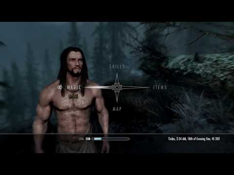 Skyrim SE: Werewolf/Vampire Lord Hybrid Glitch Still Works