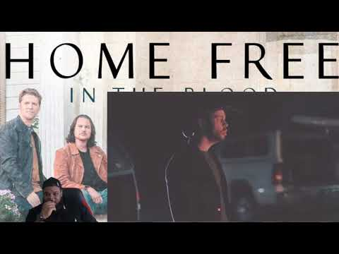 Reaction Home Free - Ring of Fire (featuring Avi Kaplan of Pentatonix) [Johnny Cash Cover]