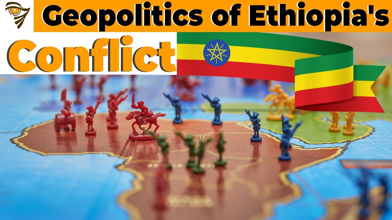 Which Countries have stakes in Ethiopia's conflict?