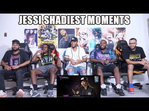 Jessi baddest/shadiest moments Reaction
