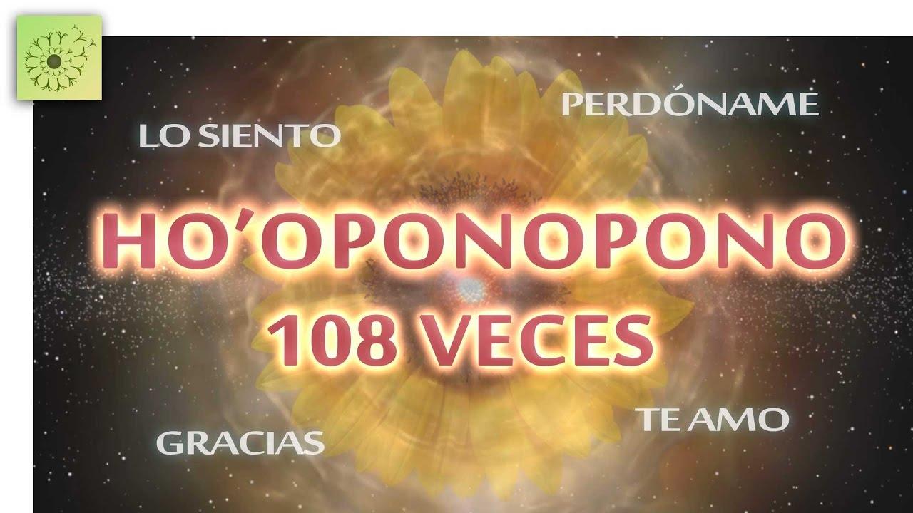 Mantra HO'OPONOPONO 108 VECES - 432Hz