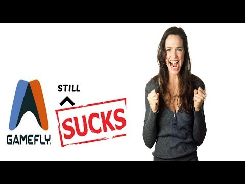 Gamefly Still Sucks | Gamefly Rant | Gamefly Sucks (Still) | Blockbuster Video