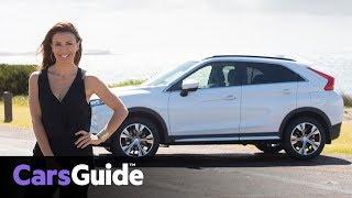 Mitsubishi Eclipse Cross LS 2018 review