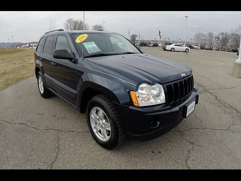 Used 2005 Jeep Grand Cherokee Laredo 4X4 Blue | SUV Martinsville, IN | P10147