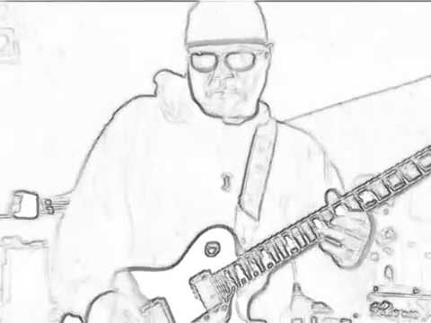 Dean Cadillac Guitar
