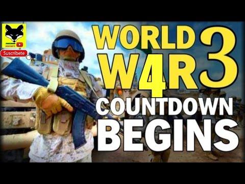 Ya hay fecha para el inicio de la WW III TGM Tercera Contienda Mundial
