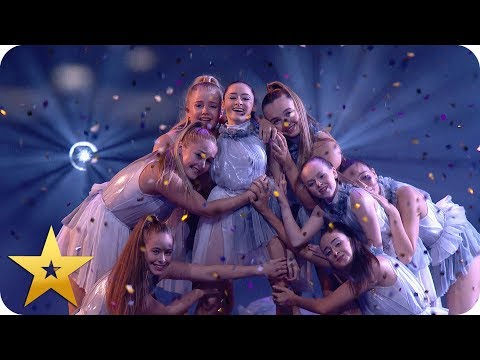 MerseyGirls fight for their lives in the Final!   BGT: The Champions