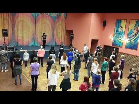 Jungle Party line dance 라인댄스/2017.WCDF Newcomer F Dance Novelty (한국스포츠문화예술헙회)