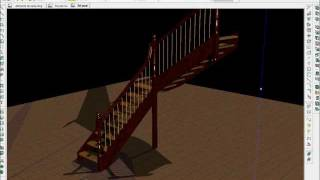 Easy Stair Design With Stairdesigner And Progecad