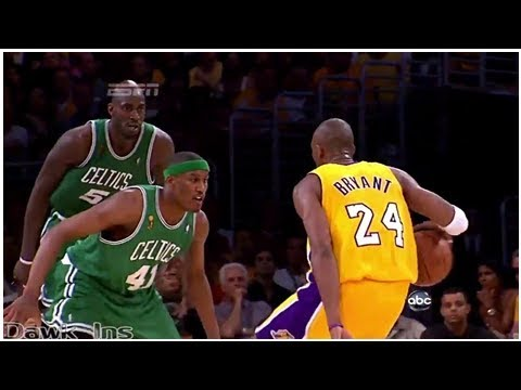 86ec685bf89 What Michael Jordan told Kobe Bryant after the Celtics won the 2008 NBA  title