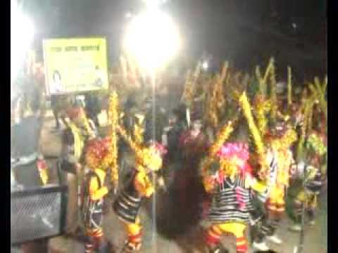 Folk Dance Rawat Nacha in Bilaspur Chhattisgarh