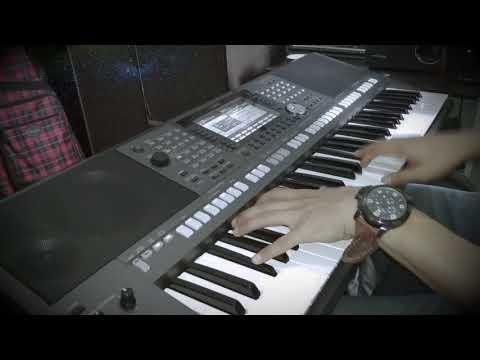 Serpihan Hati - Adera ( piano & guitar cover ) By Prisaeno