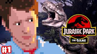 Jurassic Park: The Game - Part 1 - Welcome to Jurassic Park!