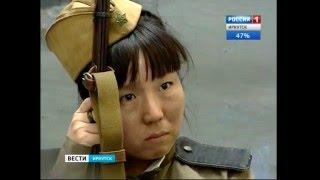 Иркутяне снимаются в художественном фильме «321-я Сибирская»,