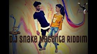 D.J Snake - Magenta Riddim || Dance Choreography By Bhawani Singh ||
