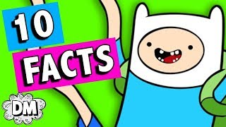 10 Adventure Time Facts You Need To Know! | Dream Mining