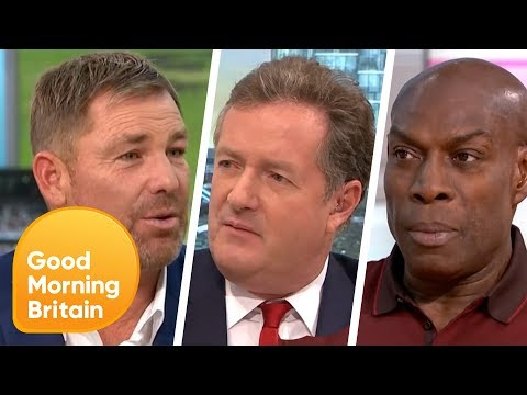 Lets Talk About Mental Health For International Mens Day | Good Morning Britain
