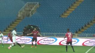 ATJ : Round ( 25 ) Al raed vs Al Ahli  Second half  30 April 2017