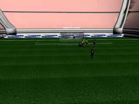 free kick 3d