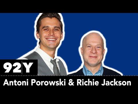 Richie Jackson With Queer Eye's Antoni Porowski: Gay Like Me