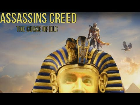 Assassins Creed Origins-A game that turns the tide on DLC! |
