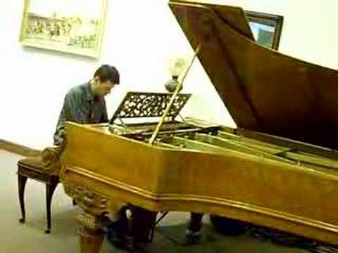 Morten Gunnar Larsen Performs on Blind Boone's Piano