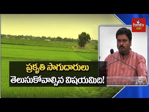 Most Important Facts About Natural Farming | Farmer Sadananda | hmtv Agri