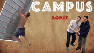 CAMPUS TRAINING WITH THE BOBATS | #148