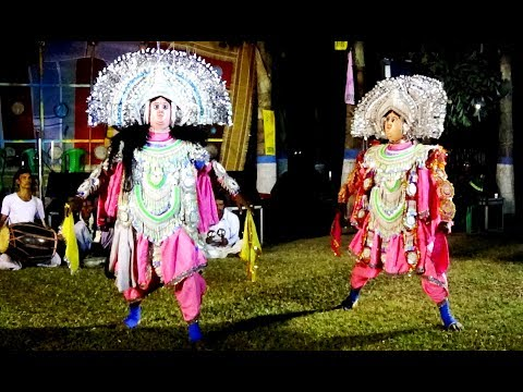 Chhau Dance | ছৌ নাচ |  Folk Dance | UNESCO Intangible Cultural Heritage of India