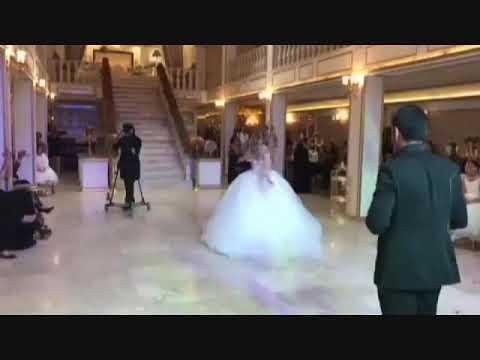 رقص کامل عروس با آهنگ #گیتا_پری😍عالیه♥️👉🏻 thumbnail