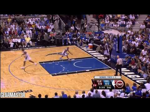 2009 ECF - Cleveland vs Orlando - Game 3 Best Plays