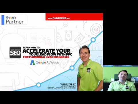 PPC for Plumbing & HVAC - How to maximize your LeadFlow with Google AdWords