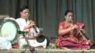 Sheikh Mehaboob Subhani & Kaleeshabi Mehaboob - Carnatic Nadaswaram recital.