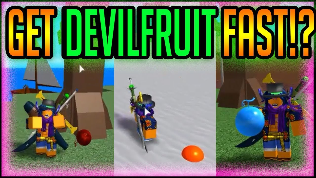 How To Get Devilfruit Fast One Piece Millenium Roblox Find Devilfruit Fast Youtube