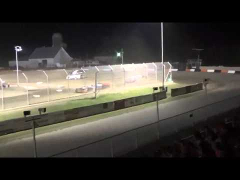 8.7.15 Attica Raceway Park Late Models A Main